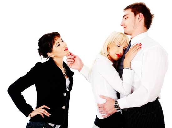 O que fazer quando você tem rivais na sedução